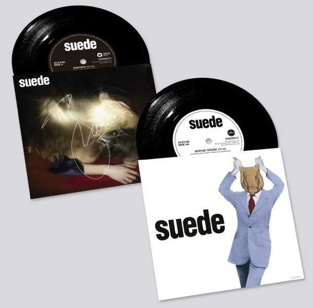Suede Record Store Day 2013 release