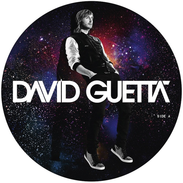 David Guetta vinyl for Record Sore Day