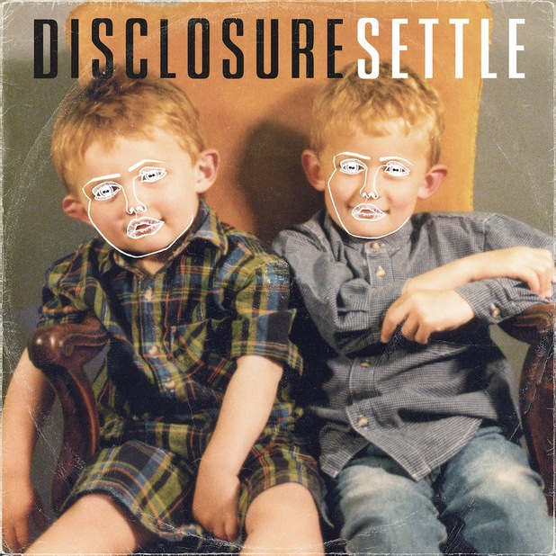 Disclosure 'Settle' album artwork