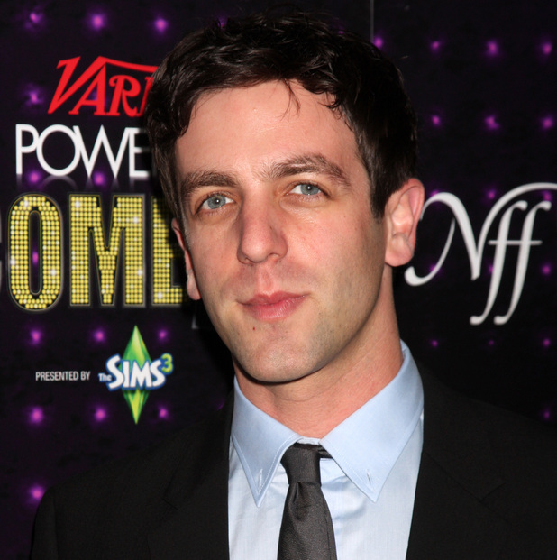 BJ Novak at the 'Variety's Power of Comedy' in Los Angeles, December 2010