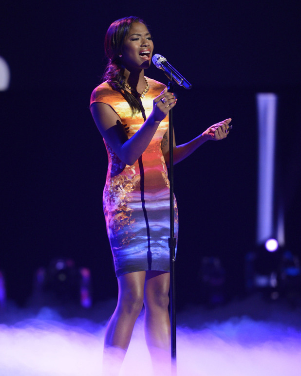 'American Idol' Top 5 performances: Amber Holcomb