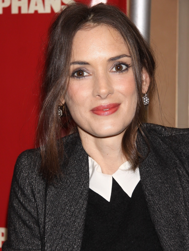 Winona Ryder, Orphans, Broadway, opening night