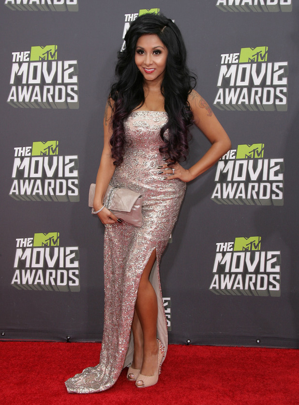 MTV Movie Awards 2013 red carpet: Snooki