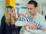 6538: Charity puts two and two together when she bursts in on Jai looking after baby Archie