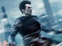 Benedict Cumberbatch in 'Star Trek Into Darkness' poster