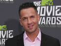 Mike Sorrentino says he began taking pills after a Dancing with the Stars injury.