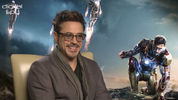 'Iron Man 3' Robert Downey Jr interview: 'I'm having a good time as Tony Stark'