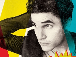 Darren Criss summer 2013 tour poster