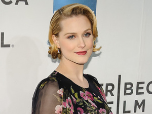 Evan Rachel Wood, 2013 Tribeca Film Festival, 'A Case of You' premiere, pregnant, baby bump, floral dress
