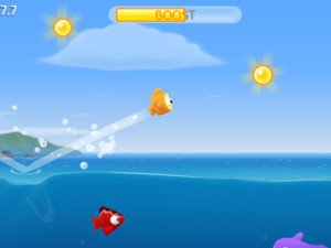 &#39;Fish Out Of Water!&#39; on iOS