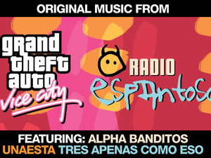 Grand Theft Auto Vice City Radio Espantoso