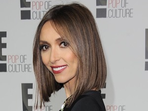 Giuliana Rancic, 2013 E! Upfront party, Los Angeles