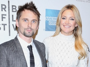 Matt Bellamy, Kate Hudson, 2013 Tribeca Film Festival, The Reluctant Fundamentalist
