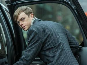 Dane DeHaan as Harry Osborn (first official image)