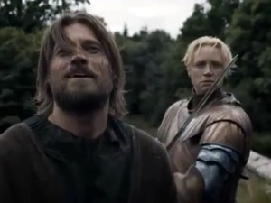 &#39;Game of Thrones&#39; Jaime, Brienne rom-com trailer
