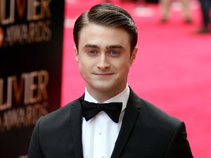 The Olivier Awards 2013: Daniel Radcliffe