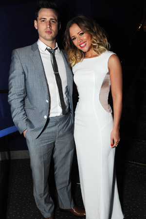 Adam Walsh, Kimberley Walsh, All Stars premiere