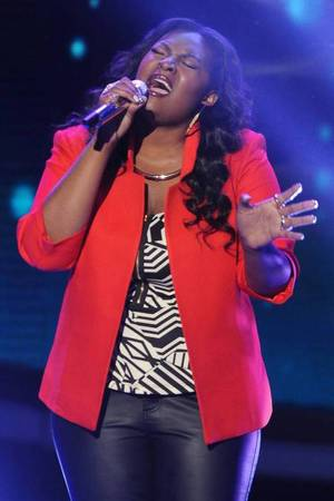 'American Idol' Top 4 performances: Candice Glover