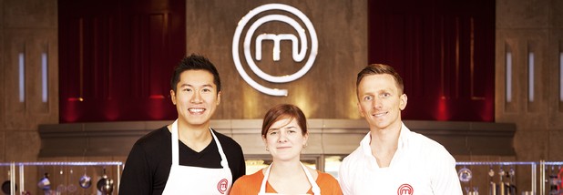 MasterChef final three