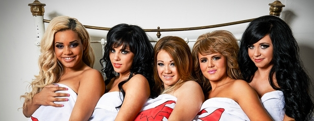 The Valleys girls