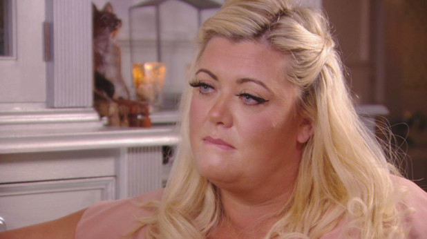 'TOWIE' star Gemma Collins