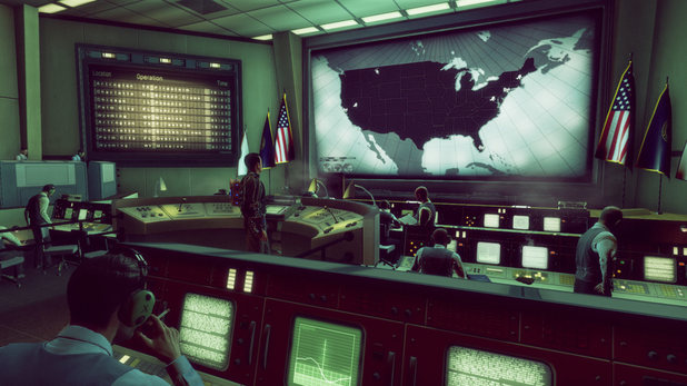 The Bureau: XCOM Declassified - Base Ops