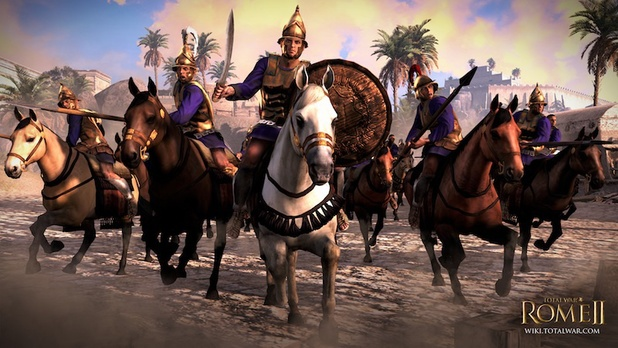 Total War: Rome 2 Pontic day one DLC