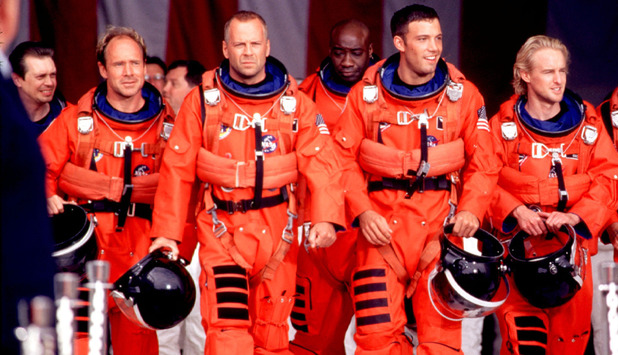 The cast of 'Armageddon' (1998)