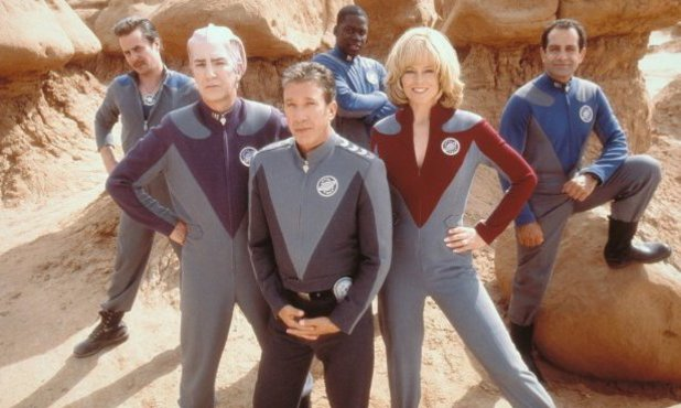 A still from 'Galaxy Quest' (1999)