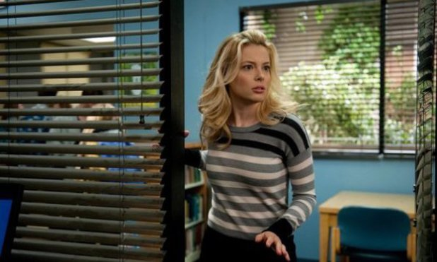 Gillian Jacobs as Britta in 'Community'
