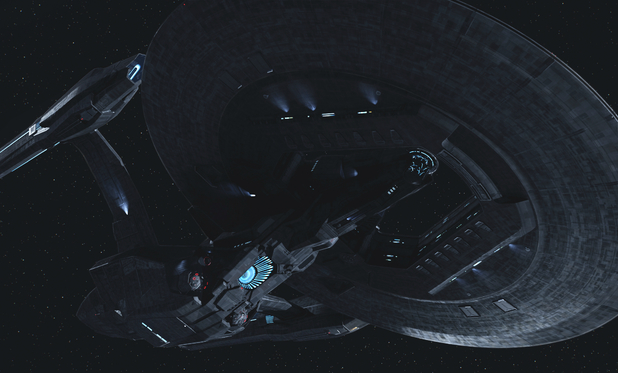 Star Trek Into Darkness USS Vengeance