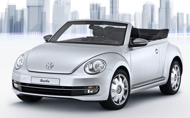 Volkswagen and Apple's iBeetle