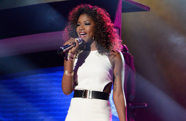'American Idol' Top 4 performances: Amber Holcomb