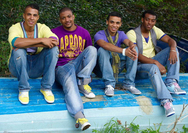 JLS announce split: Five years of the boyband in pictures