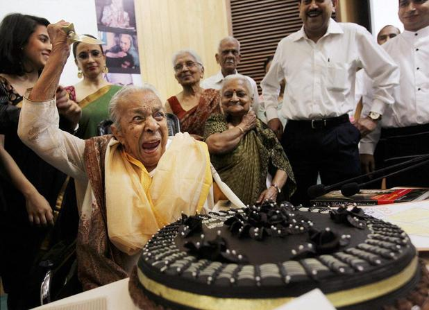 Zohra Sehgal turns 101.