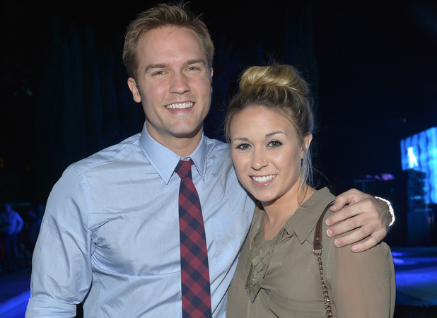 Scott Porter and Kelsey Mayfield