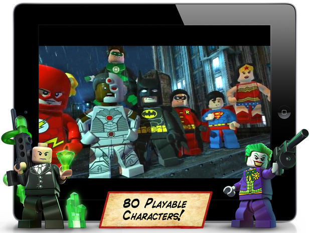 LEGO Batman: DC Super Heroes iOS
