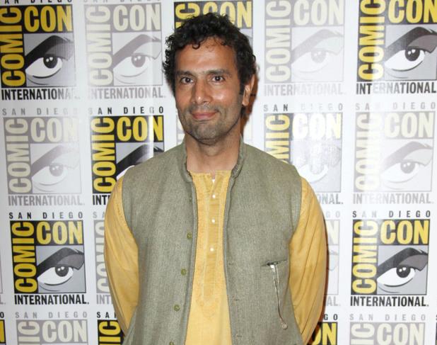 Tarsem Singh at Comic-Con