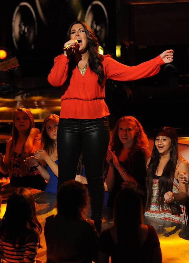 'American Idol' Top 4 performances: Kree Harrison
