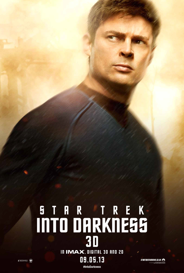'Star Trek Into Darkness' Bones poster