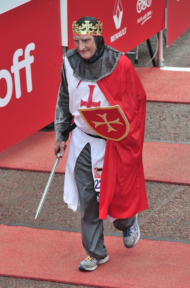 London Marathon 2013: Best costumes