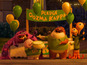 'Monsters University' wins US box office