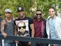 JLS to duet with The Beach Boys?