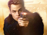 Chris Pine as Kirk in 'Star Trek Into Darkness'