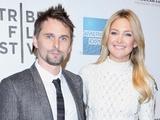 Matt Bellamy, Kate Hudson, 2013 Tribeca Film Festival, The Reluctant Fundamentalist