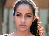 Mandip Gill as Phoebe McQueen in Hollyoaks