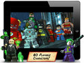 Warner Bros and TT Games unveil the game for iPhone, iPad and iPod touch.