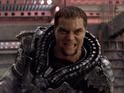 "The General Zod actor says new Superman movie ""gets the job done""."