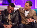 "Oritsé is in tears on Chatty Man as JLS admit ""reservations were had"" about the split."