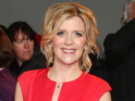 Jane Danson discusses Leanne's future with Nick.